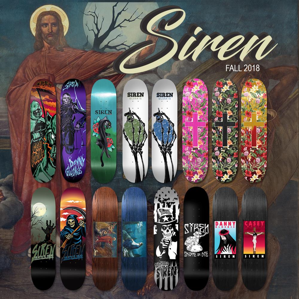 siren 18