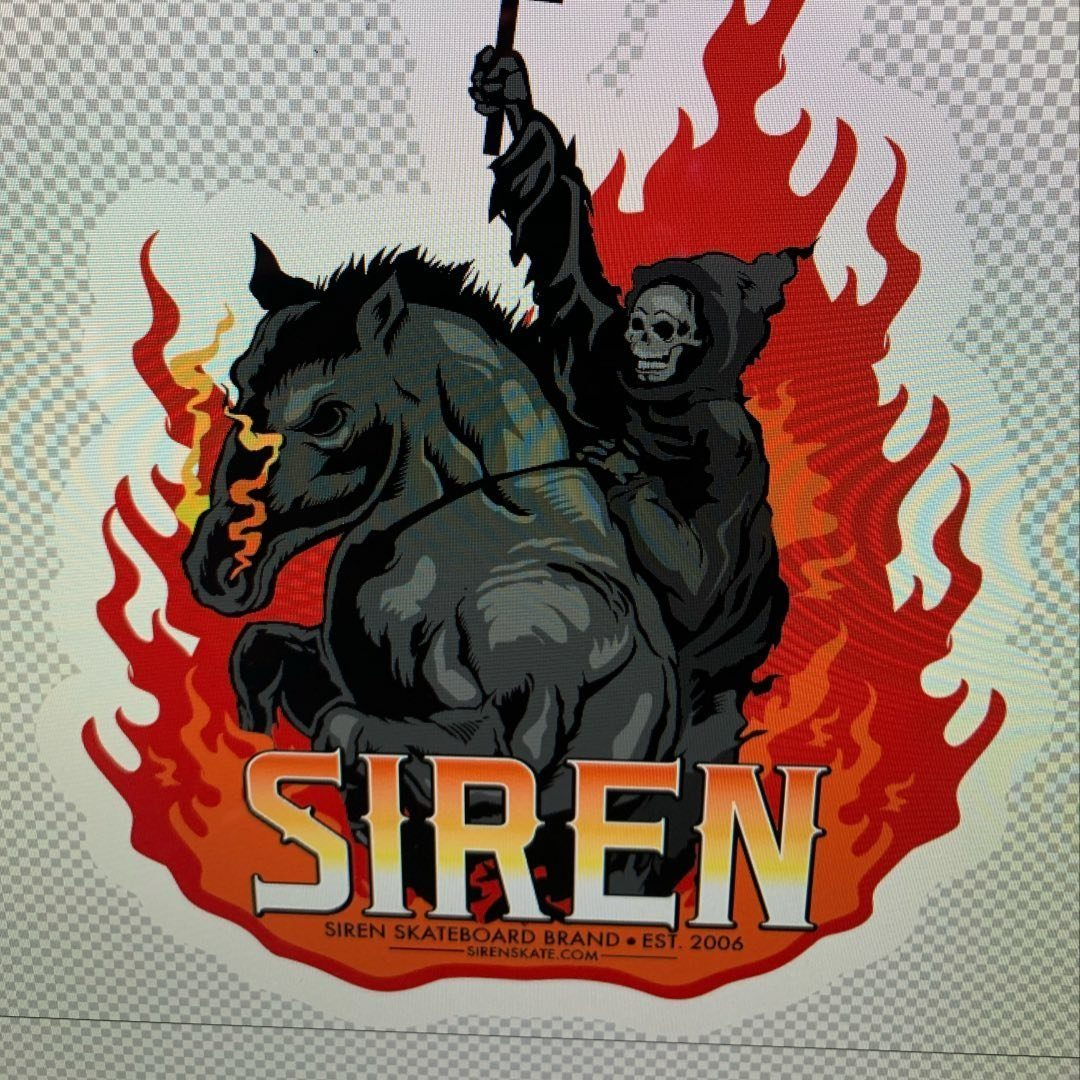 Siren Skateboards™